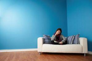 Comment faire le Sofa rester sur une surface en bois