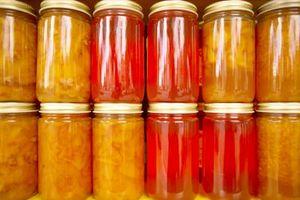Conservation des aliments Canning Pression Vs bain d'eau