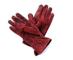 Comment nettoyer doublé Gants hiver en cuir