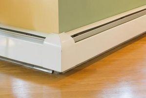 Comment remplacer un thermostat électrique Plinthe