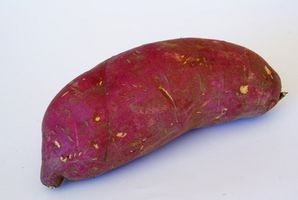 À partir Slips de patates douces