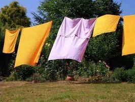 Comment obtenir une odeur de moisissure sur les vêtements