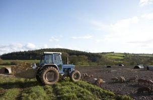 Utilisations inhabituelles de l'agriculture