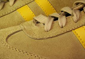 Détachage sur Nylon Chaussures