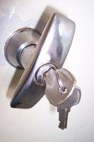 Comment ouvrir une porte verrouillée de l'extérieur