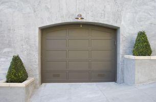 Comment faire pour supprimer une serrure de porte Garage