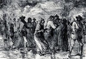Le Gourd dans la culture africaine américaine