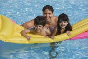Comment nettoyer & Couvrir une piscine pour la sécurité en hiver