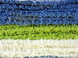 Comment faire pour supprimer les odeurs de débarbouillettes et serviettes